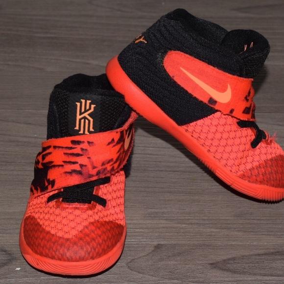 size 40 1e7f6 3a5ec Nike Kyrie 2- Toddler Size 8